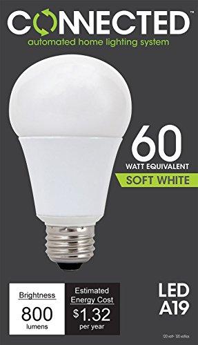 TCP CAS11LC A19 LED Smart Light Bulb Review