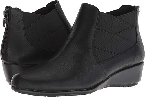 714dttFQtOL You'll love these cute and comfy A2 by Aerosoles® booties Above All else!  Textile or synthetic upper.