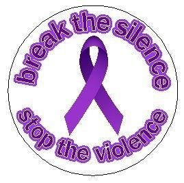 Resultado de imagen para ribbon anti domestic violence