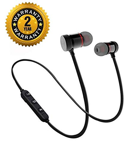 LIMTAS Wireless B11 Bluetooth Headset 360 Degree Surround Sound Support Soft Silicon EarbudSupport for All Smartphone