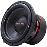 American Bass HD12D1 12' Dual 1 Ohm Competition Car Stereo Subwoofer