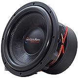 American Bass Usa HD 15D1 4000 Watt Max Dual 1 Ohm Subwoofer