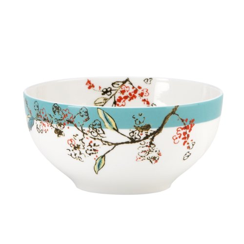 Lenox Simply Fine Chirp 4-Piece Dessert Bowl Set