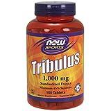 NOW Sports Tribulus, 1000 mg, 180 Tabs