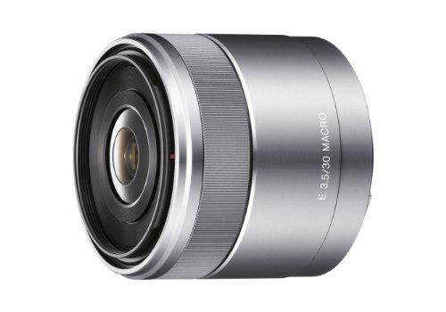 Sony 30mm f/3.5 e-mount Macro Fixed Lens
