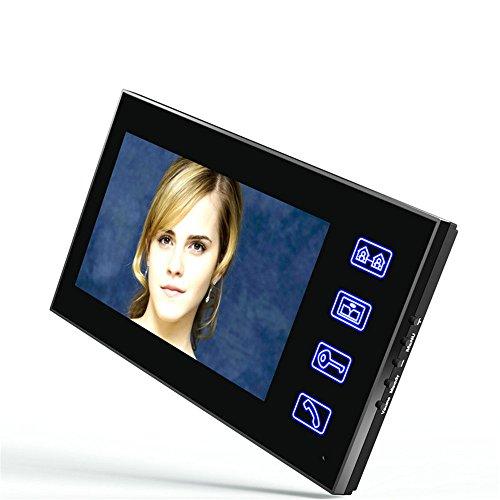 Video Doorbell With Lock