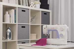 SINGER | Simple 3232 Sewing Machine with Built-In Needle Threader, & 32 Built-In Stitches – Perfect for Beginners – Sewing Made Easy