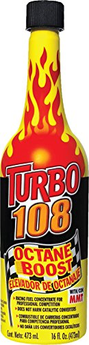 Blue Magic 16 Ounce, Turbo 108 Octane Boost