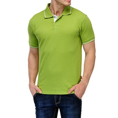 Scott International Men's Cotton Polo T-Shirt 19