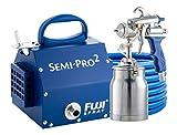 Fuji 2202 Semi-PRO 2 HVLP Spray System, Blue