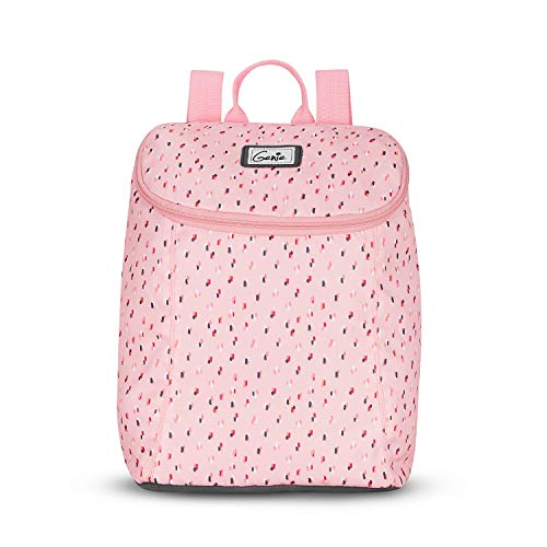 41Jb9kUg wL - Genie Spritz Rose 35 cms Daypack (Casual Fashion Backpack For Girls/Women)