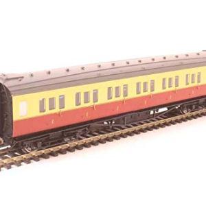 Hornby R4797 BR Maunsell Corridor 1st Class Coach, Multi 41JerdT0mfL