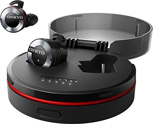 ONKYO full wireless earphone W800BTB (Black) (Japan domestic model)