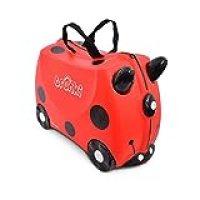 Harley The Lady-bug Trunki Suitcase (9220009)
