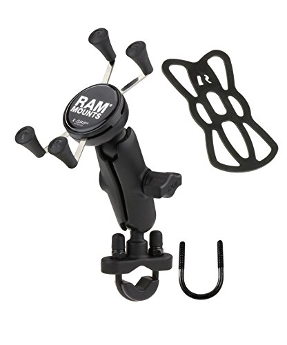 Porta móvil para bici o moto Ram Mount Universal X