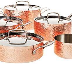 Cuisinart Hammered Copper Cookware