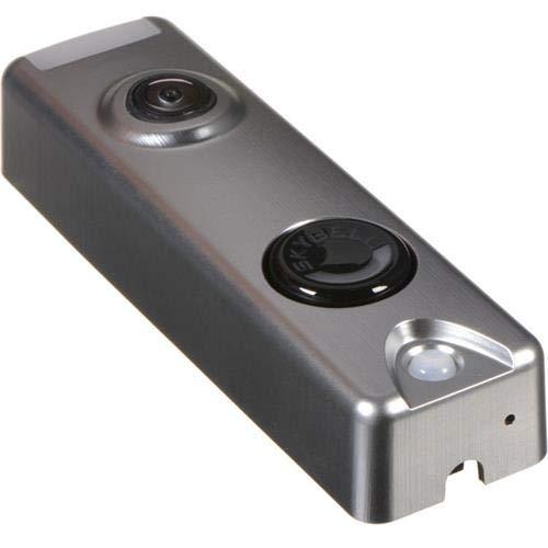 Honeywell SkyBell Slim Design 1080p Wi-Fi Video Doorbell Silver Finish