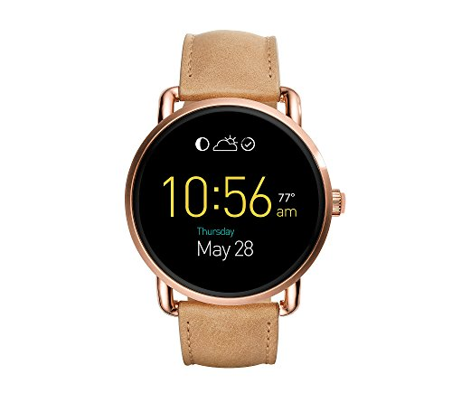 711ipKcqLYL Featured in rose goldtone/brown Case Size: 45MM Band Width: 22MM