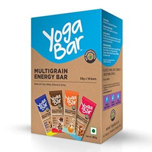 Yogabars Multigrain Energy Bars Variety Box - 38gm x 10 Bars 26  Yogabars Multigrain Energy Bars Variety Box – 38gm x 10 Bars 41Jz5dqmuNL