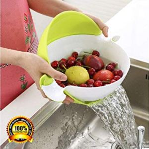 Multi-Functional Fruits and Vegetable Washing Bowl