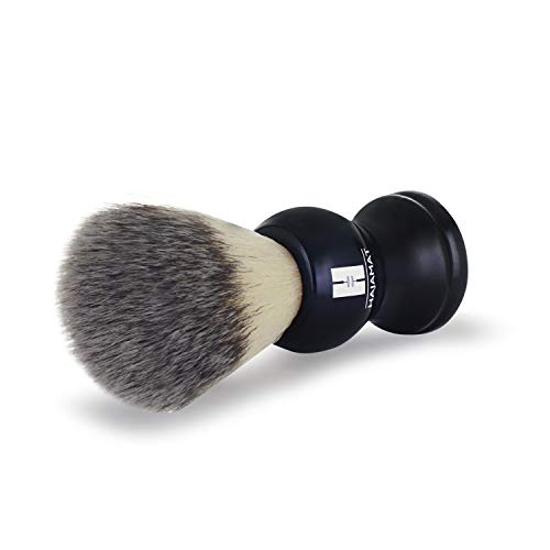 HAJAMAT Men's Shaving Brush (Black) 16