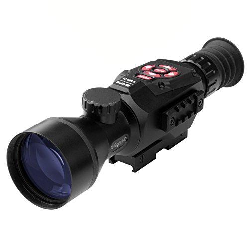 American Technologies Network DGWSXS520Z Xsight 5-20 Riflescope - Quantity 1