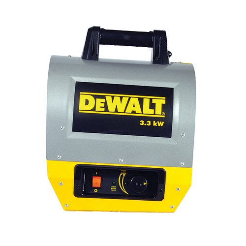 DEWALT DXH330 Electric Forced Air Construction Heater