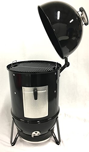Weber Smokey Mountain Smoker >> Weber Smokey Mountain Lid Hinge Mod Parts Kit Wsm Smokers 18 5 22 5