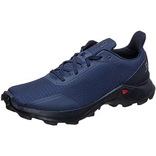 Salomon Men's Alphacross Trail Running Shoe Road Running Shoes On Trail