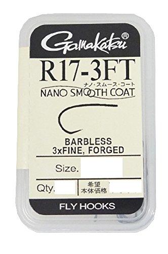 「がまかつ R17-3FT フライフック」の画像検索結果