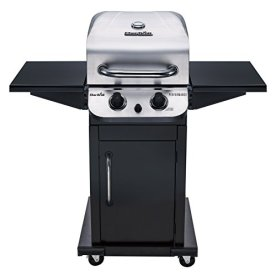 Char-Broil-463673519-Performance-Series-2-Burner-Cabinet-Liquid-Propane-Gas-Grill-Stainless-Steel