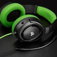 Corsair Ca-9011197-Eu Hs35 Stereo Oyuncu Kulaklığı Yesil (Pc Ps4 Xbox One Nintendo Switch Uyumlu) 16