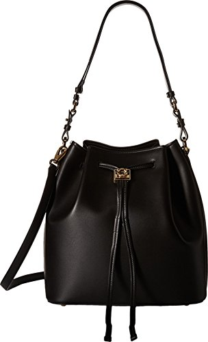 41KW91QIh8L The sleek and roomy Salvatore Ferragamo® Sansy handbag treats busy girls to luxury. Clutch accessory with zip-pocket included.