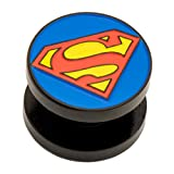 Cap For Fidget Spinner - Collection Edition Premium Quality Fun Present (Superman)