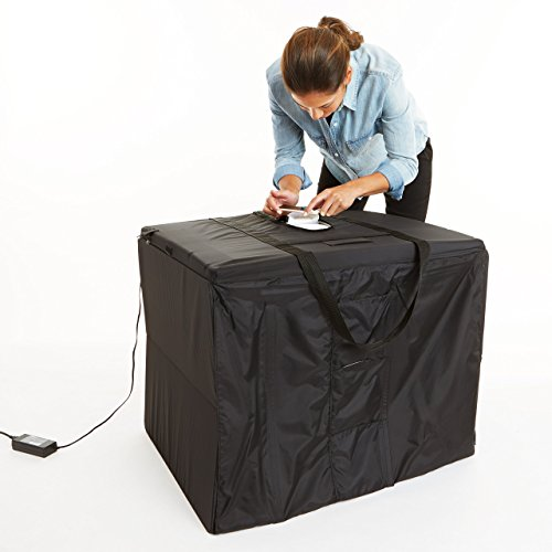 AmazonBasics-Portable-Foldable-Photo-Studio-Box-with-LED-Light-25-x-30-x-25-Inches