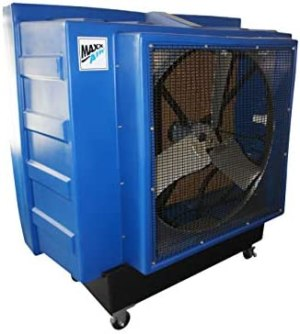 MaxxAir Portable Evaporative Cooler | Massive Square Foot Cooling | Made in the USA (36″)