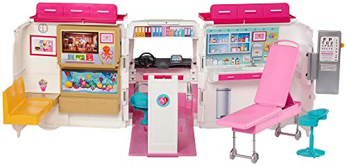 Barbie Care Clinic Vehicle! *HOT* – LOW PRICE