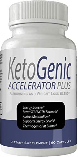 Ketogenic Accelerator Plus Pills Weight Loss Keto Blend Diet Capsules, Weightloss Lean Fat Burner, Advanced Thermal Fat Loss Supplement for Women and Men 3