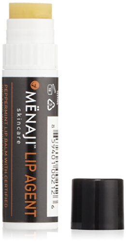 41KtznqDAKL Lip balm agent is enriched with vitamin e, sunflower, macadamia and jojoba oils No drying or waxing ingredients Creates a protective layer against outdoor elements