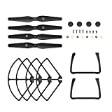 Holy Stone HS100 and HS100G Black RC Drone Quadcopter Spare Parts Accessories Blades Kits