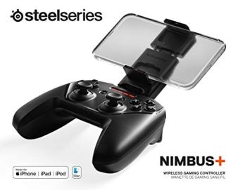 SteelSeries-Nimbus-Bluetooth-Mobile-Gaming-Controller-with-iPhone-Mount-50-Hour-Battery-Life-Apple-Licensed-Made-for-iOS-iPadOS-tvOS