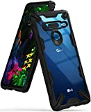 "Ringke Fusion-X Designed for LG G8 ThinQ Case Impact Resistant Cover (6.1"") 2019 - Black"