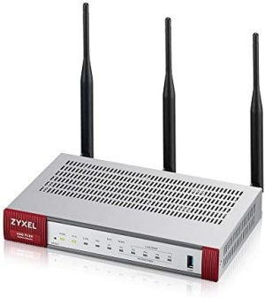 ZyXEL ZyWALL 900 Mbps Wireless AC UTM Firewall Appliance, empfohlen für bis zu 25 Benutzer, inkl. 1 Jahr Sicherheits-Lizenzdienste [USGFLEX100WBUN]