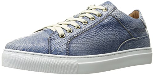 41LEXSaTIbL Elevate your casual ensemble with the Addo sneaker from Donald J Pliner®. Leather upper. Lace-up front with padded collar.