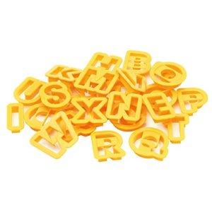 Dolci Taglia Biscotti Alfabeto