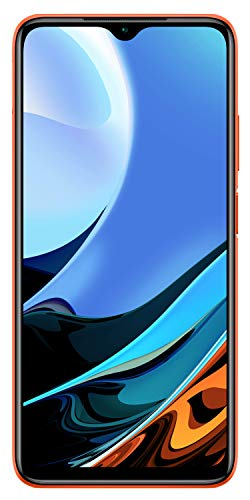 41LHhMrZP8L - Redmi 9 Power (Fiery Red, 4GB RAM, 128GB Storage) - 6000mAh Battery | 48MP Quad Camera | Snapdragon 662 Processor