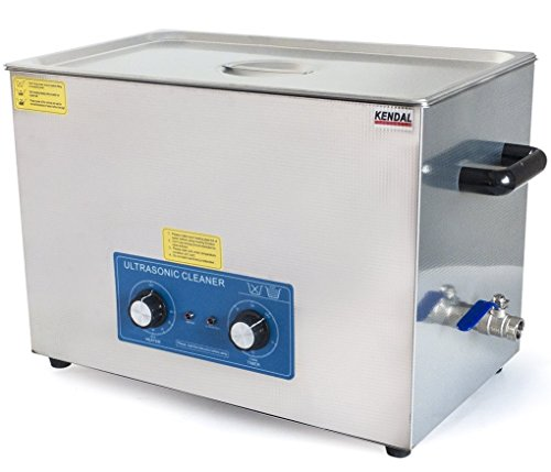Kendal-Commercial-grade-980-watts-555-gallon-21-liters-heated-ultrasonic-cleaner-HB821MHT