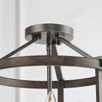 LNC-A03411-Farmhouse-Faux-Wood-Semi-Flush-Mount-Ceiling-Light-Fixture-for-Bedroom-Hallway-Foyer-Entryway-Kitchen-Stairway-Dining-Living-Room