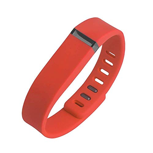 RIYUEMING 10PCS Compatible for Fitbit Flex Wristband,Replacement Accessory with Metal Clasp for Fitbit Flex Bracelet Sport Arm Band No Tracker...