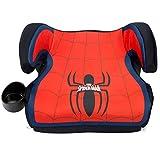 KidsEmbrace Booster Car Seat, Backless, Marvel Spider-Man